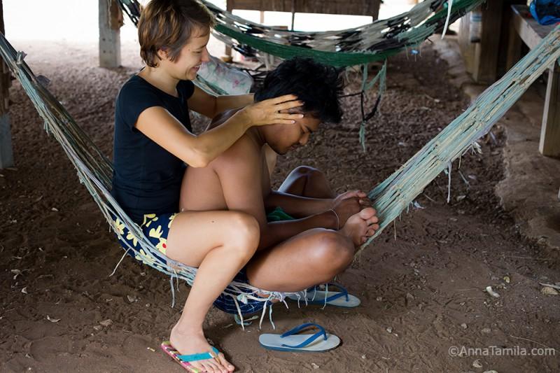 Русский массаж в Таиланде