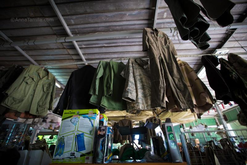 Военный магазин в Паттайе (41)