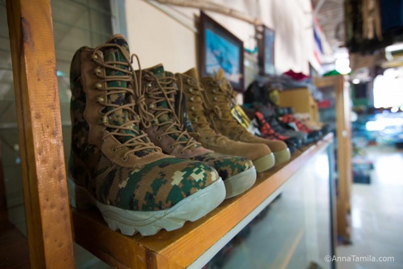 Военный магазин в Паттайе (37)
