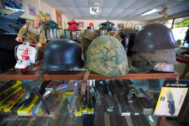 Военный магазин в Паттайе (33)