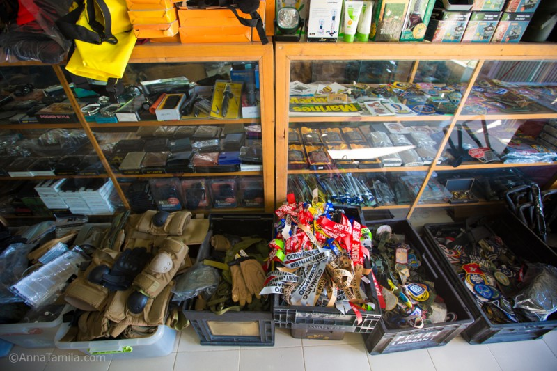 Военный магазин в Паттайе (32)