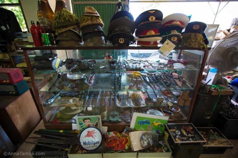 Военный магазин в Паттайе (30)