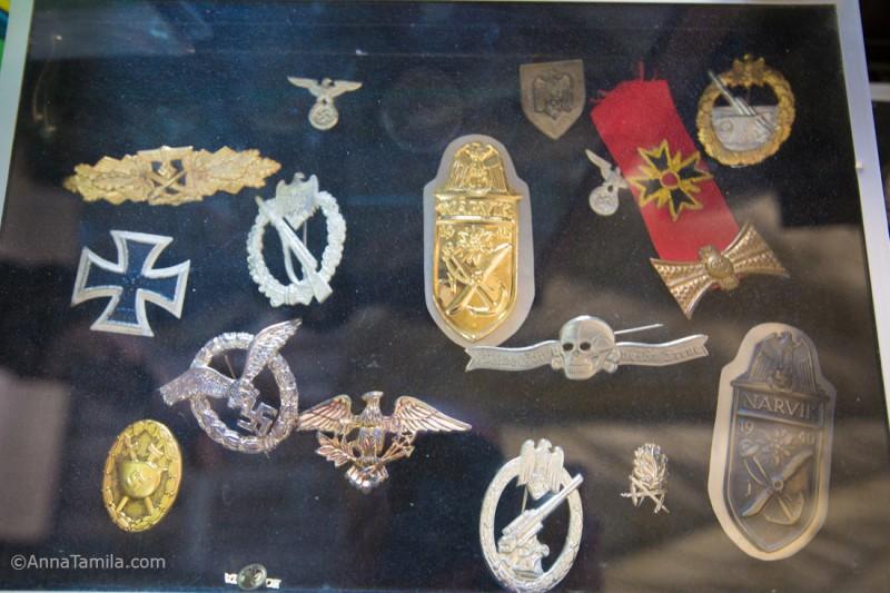 Военный магазин в Паттайе (25)