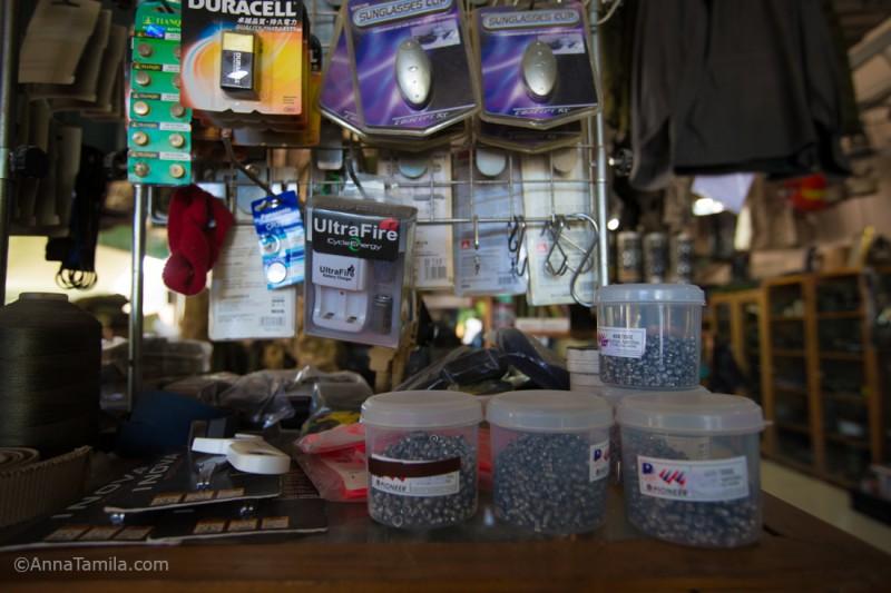 Военный магазин в Паттайе (24)