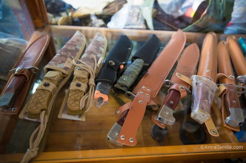Военный магазин в Паттайе (23)