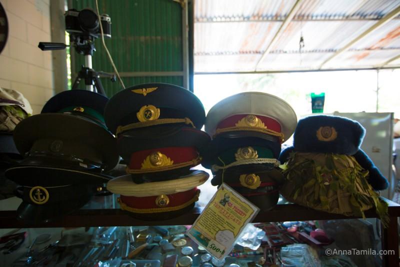 Военный магазин в Паттайе (20)