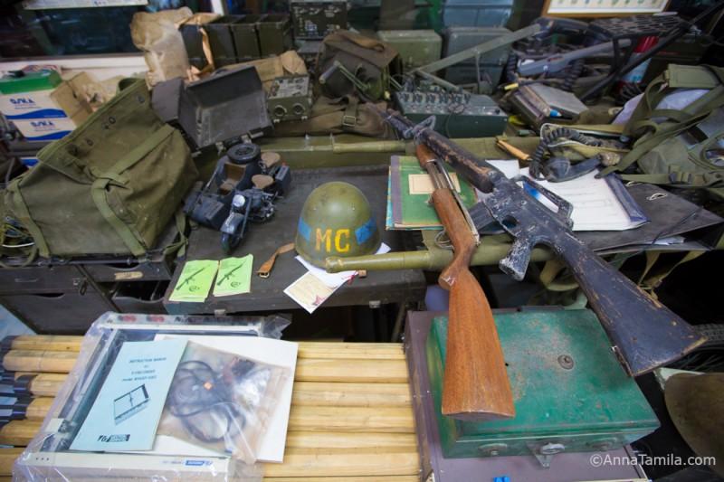 Военный магазин в Паттайе (14)