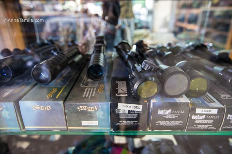 Военный магазин в Паттайе (10)