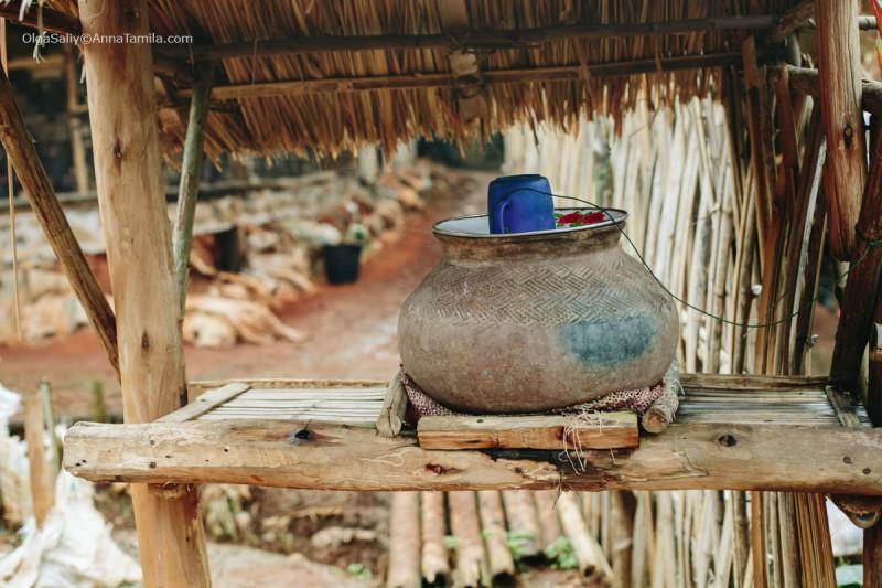 Кувшин в Тайланде