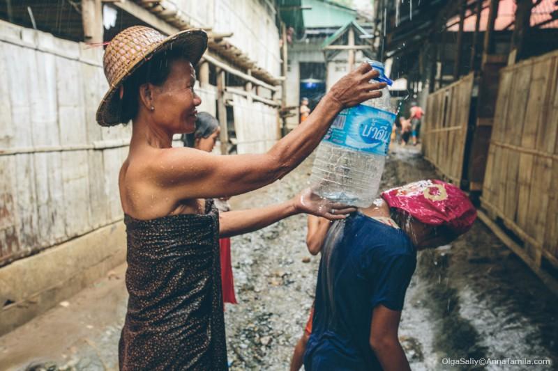 Карены в Таиланде (37)
