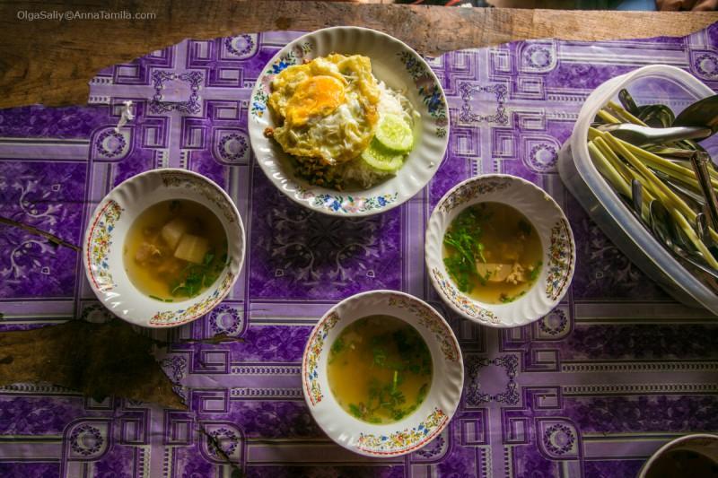 Еда в Мае Ла