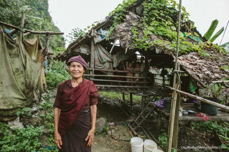 Карены в Таиланде (23)