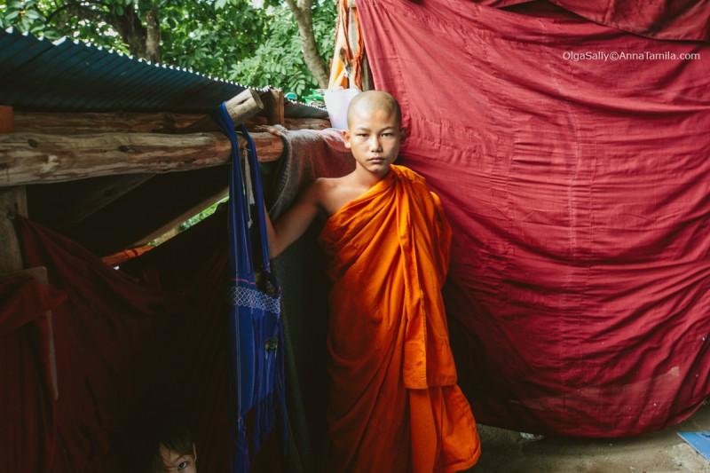 Карены в Таиланде (19)