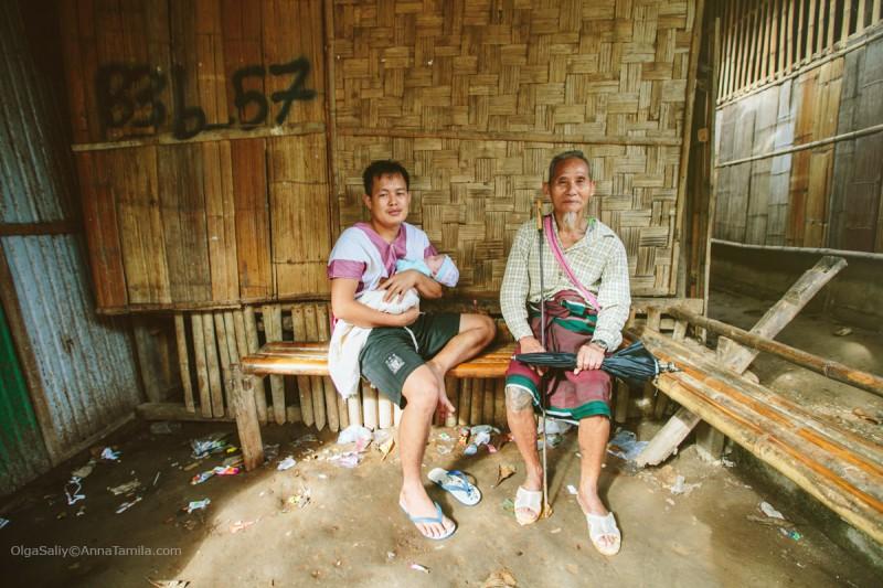 Карены в Таиланде (8)