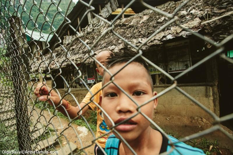 Карены в Таиланде (1)