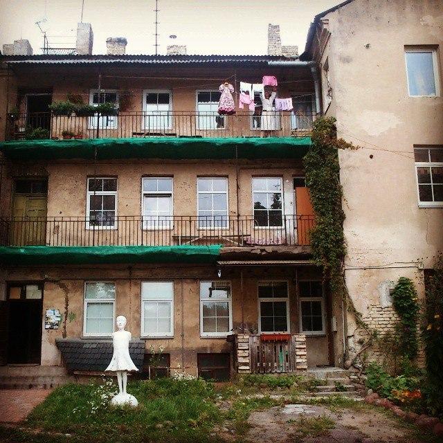 Вильнюс, Ужупис