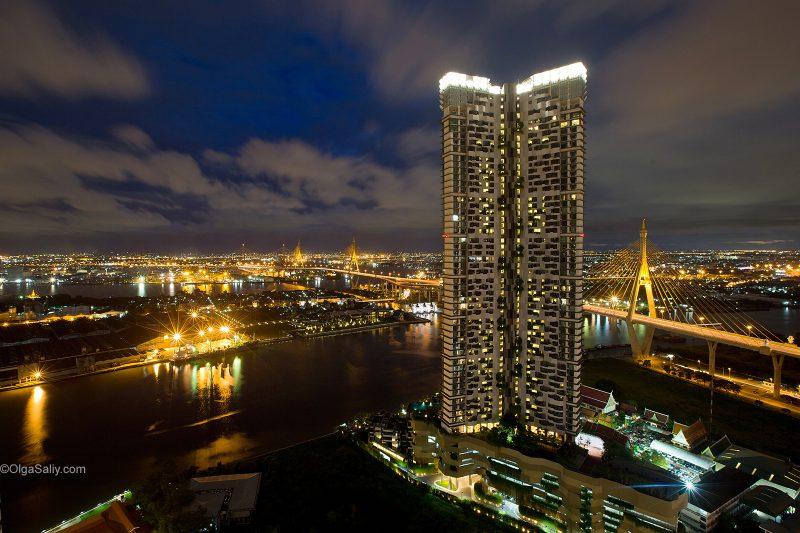 Гуляем по крышам Бангкока