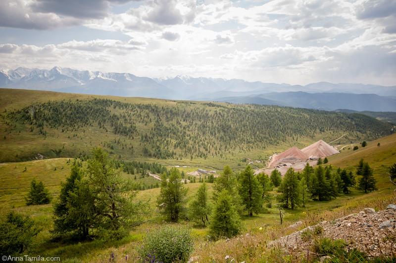 Путешествие по России, горы Алтай (8)