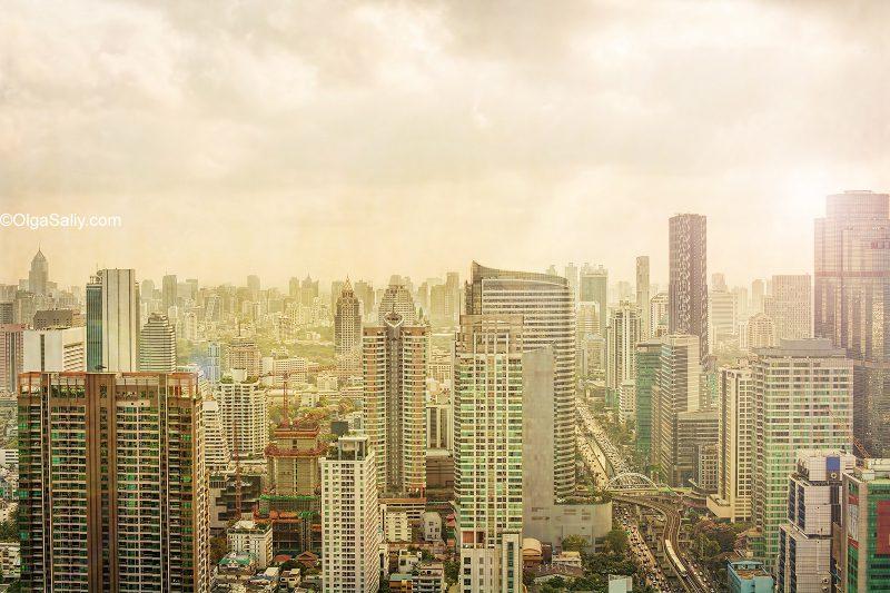 Виды с крыш Бангкока