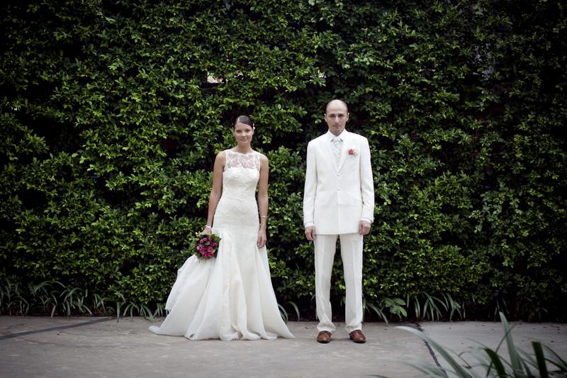 русская свадьба молодожены