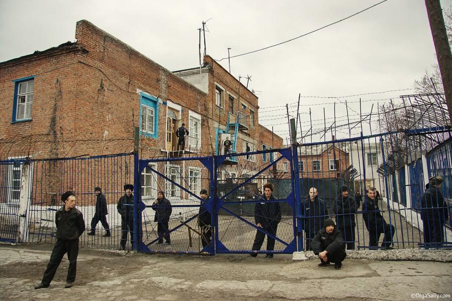 Зона. Тюрьма в России, фотоистория (27)