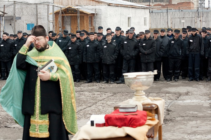 Зона. Тюрьма в России, фотоистория (25)