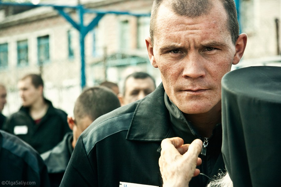 Зона. Тюрьма в России, фотоистория (24)