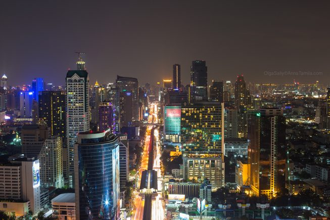 Крыши Бангкока, как попасть