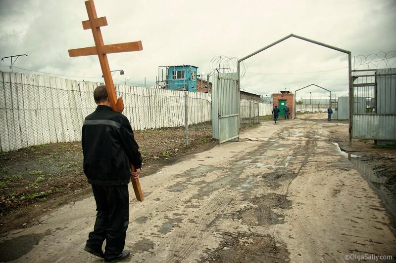 Зона. Тюрьма в России, фотоистория (17)