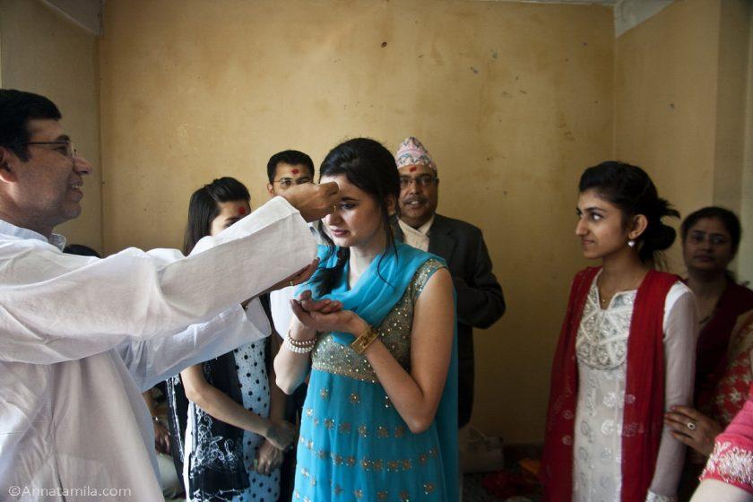 Непальская свадебная церемония