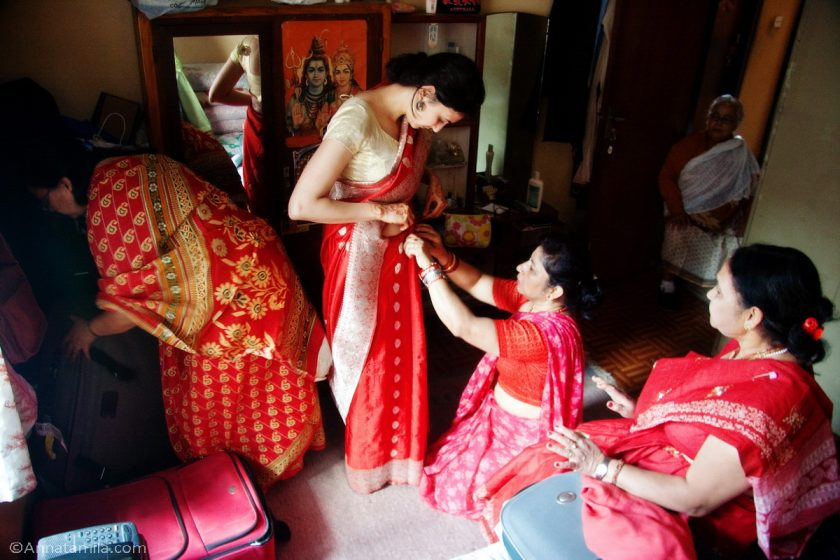 фоторепортаж о непальской свадьбе (76)