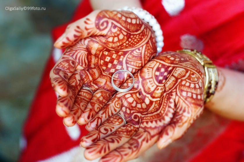 Мехенди, непальская свадьба
