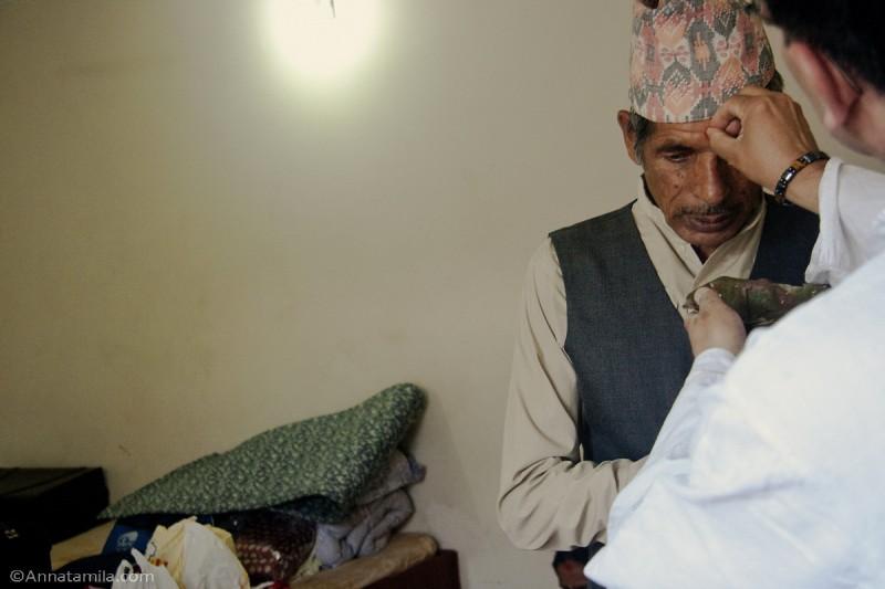 фоторепортаж о непальской свадьбе (70)