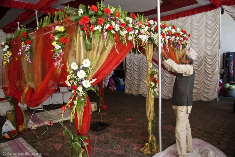 фоторепортаж о непальской свадьбе (69)