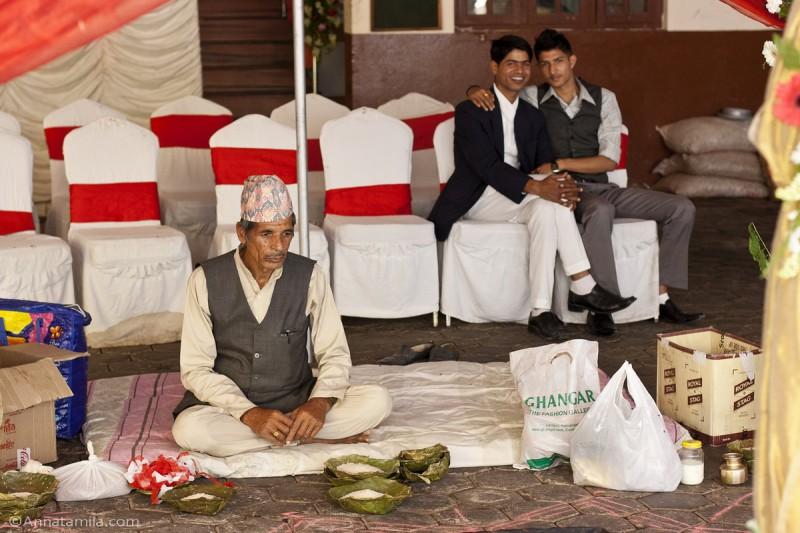 фоторепортаж о непальской свадьбе (68)