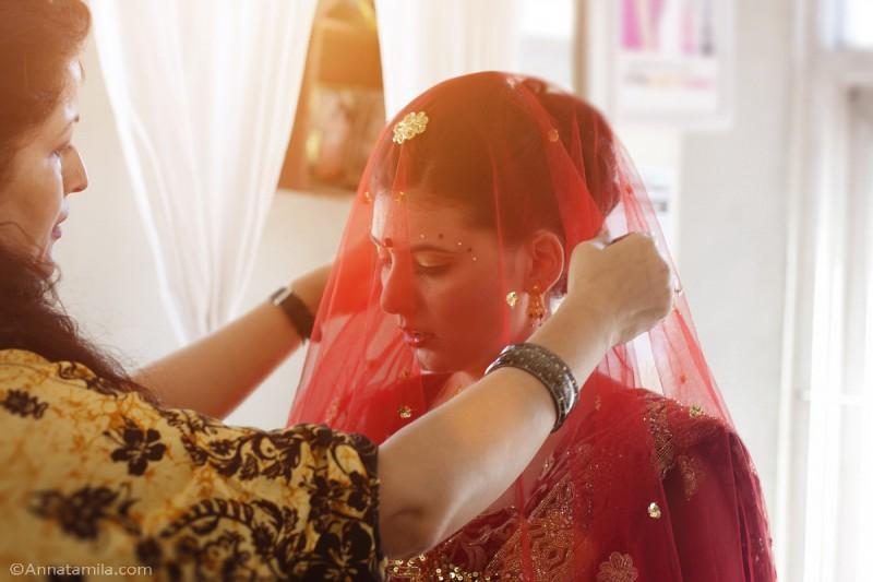 Невеста в Непале