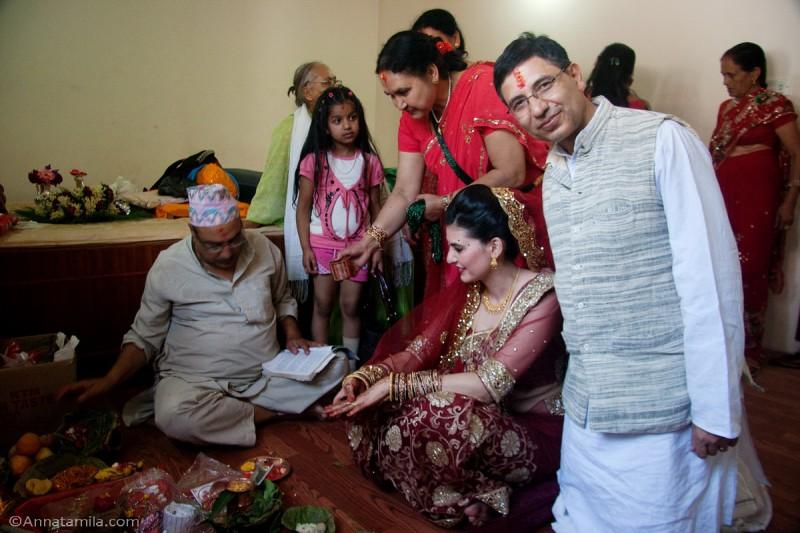 фоторепортаж о непальской свадьбе (62)