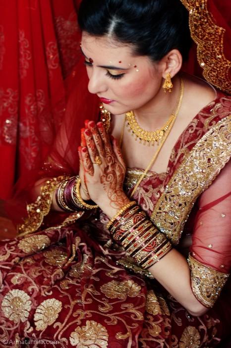 Непальская невеста