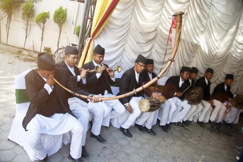 фоторепортаж о непальской свадьбе (51)