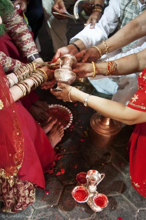 фоторепортаж о непальской свадьбе (49)