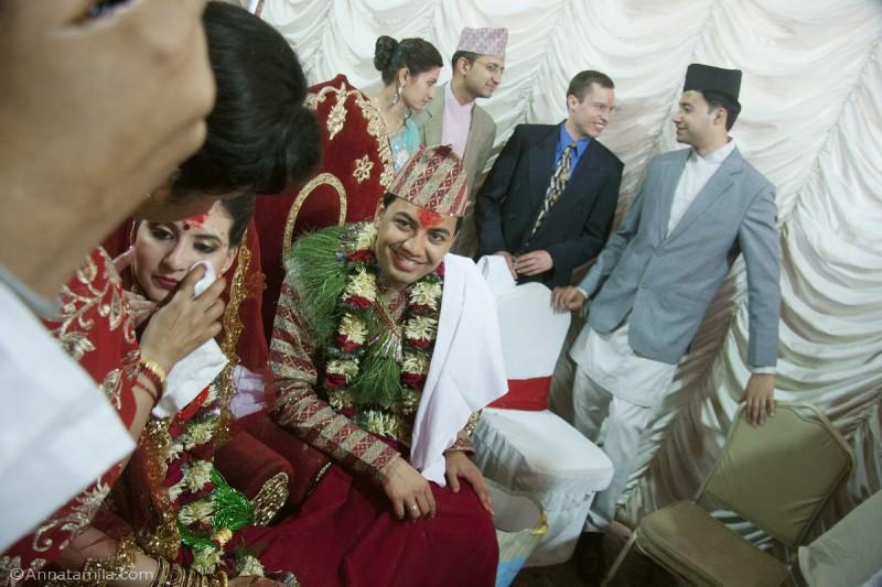 фоторепортаж о непальской свадьбе (48)