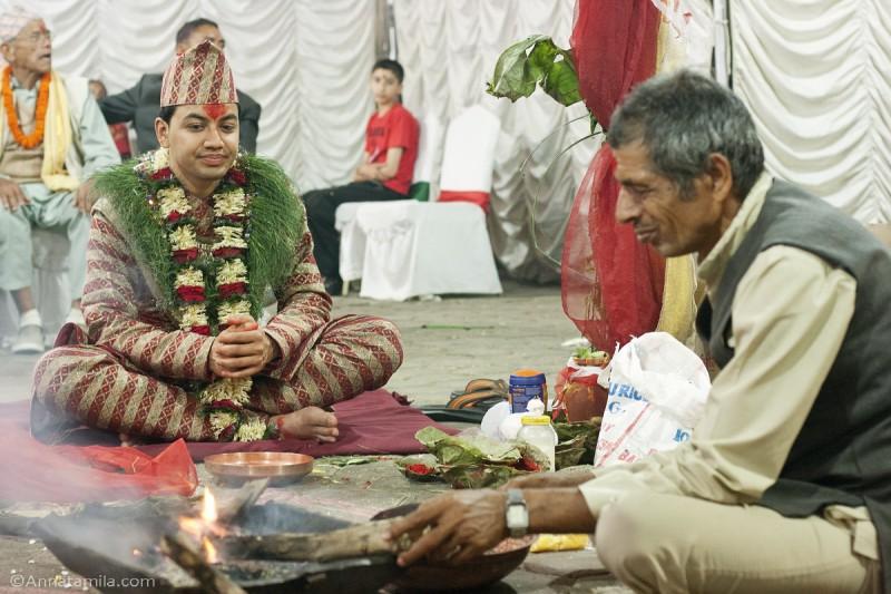 фоторепортаж о непальской свадьбе (43)