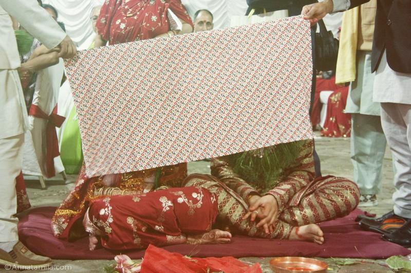 фоторепортаж о непальской свадьбе (41)