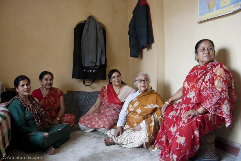 фоторепортаж о непальской свадьбе (29)