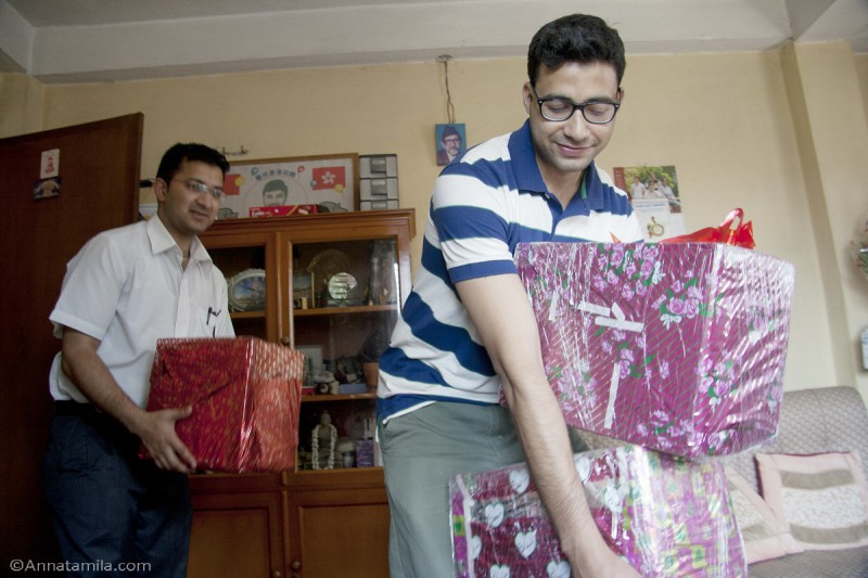 фоторепортаж о непальской свадьбе (28)
