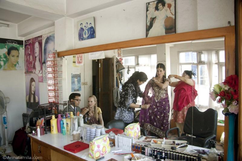 фоторепортаж о непальской свадьбе (24)