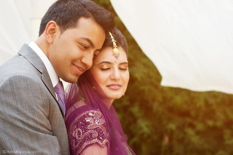 Свадьба в Непале