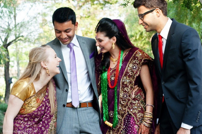 фоторепортаж о непальской свадьбе (21)