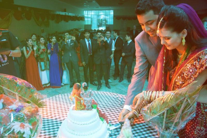 фоторепортаж о непальской свадьбе (6)