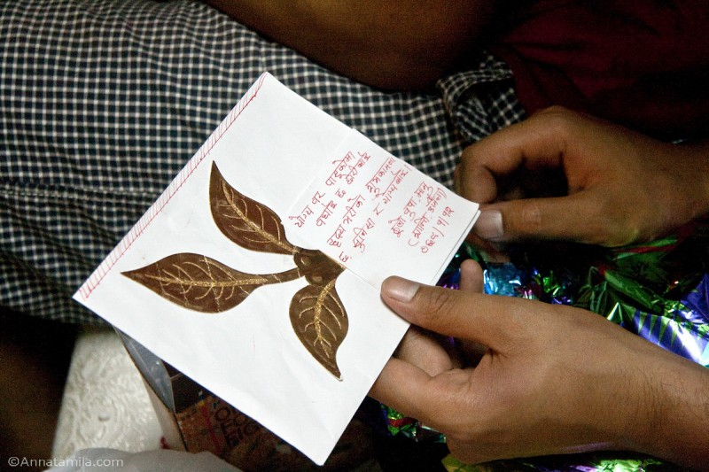 фоторепортаж о непальской свадьбе (3)